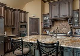 Cream Distressed Kitchen Cabinets Distressed Kitchen Cabinets Pictures Options Tips Ideas Hgtv Of