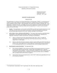 Resume For Juvenile Detention Officer Guard Resume Resume Cv Cover Letter