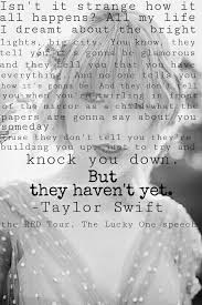 tim mcgraw fan club taylor swift the lucky one speech edit made by redmuzic taylor
