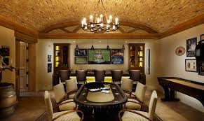 uptown real estate group 15 jaw dropping media rooms and man caves