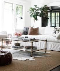 Farmhouse Livingroom Living Room Coffee Living Room Farmhouse With All White Living