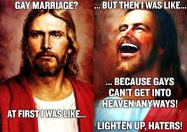 Marriage Equality Memes - ronn greer why does god hate gay marriage in 17 memes