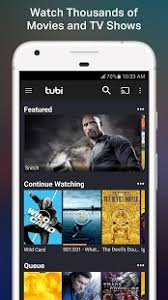 free tv shows for android tubi tv free tv android apps on play
