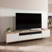 light wood tv stand nelson wooden tv cabinet large in white and light oak looks unique