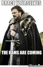 Meme Builder - redskins meme thread rams on demand