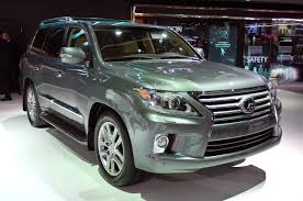 lexus lx model year changes lexus lx news and information autoblog