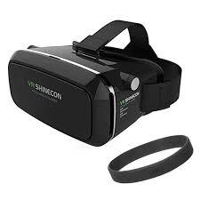 dmg vr shinecon 3d virtual reality google cardboard amazon in