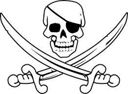 skull crossbones skulls wench bones