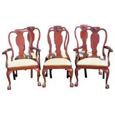 Gently Used Henkel Harris Furniture Save Up To  At Chairish - Henkel harris dining room table