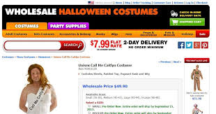 Halloween Costumes Sale Halloween Costumes Draw Fire Caitlyn Jenner Ny