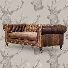 Ottoman Legs With Casters by 19 Best Chesterfield Mania Images On Pinterest Leather Fabric
