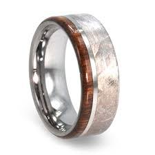 meteorite mens wedding band tayloright k109m tunsten carbide 8mm wedding band at mwb