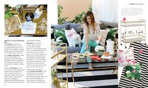 Adore Home Decor by Palm Beach Lately Featured In Adore Magazine U0027s Blogger Edition