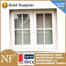 aluminum casement window with blinds aluminum casement window