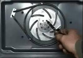 how to replace bosch neff u0026 siemens fan oven element