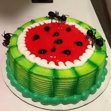 Watermelon Cake Decorating Ideas Dq Cakes Dairy Queen Watermelon Dq Dairy Queen Farmington Nm