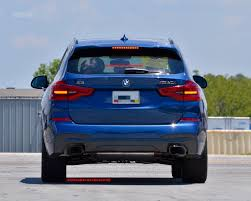 new bmw x3 m40i seen for the first time on the road