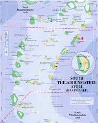 Map Of Maldives Maps Of Maldives Map 3 Haa Dhaal Atoll