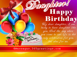 birthday wishes for daughter daughters birthdays and birthday