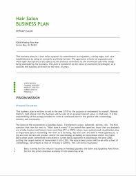 business plan template rental agreement hair salon relaxed