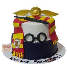 2284 harry potter baby shower cake abc cake shop u0026 bakery