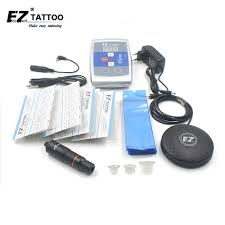 ez tattoo supply kits filter v2 pen with revolution cartridge