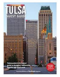 Seasonal Local Events Tulsa Convention Visitors Tulsa Guest Guide By Langdon Publishing Co Issuu