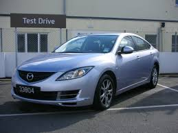2008 mazda 6 2 0 tsd 5dr hatchback manual ref u01074 33804