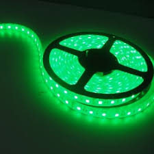 green led lights 12v