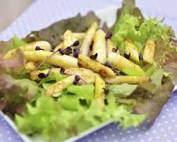 cuisiner salsifis recette salsifis caramélisés