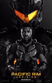 pacific rim uprising u0027 official poster movies