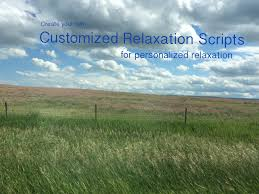personalized relaxation scripts