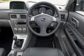 white subaru forester interior subaru forester 2 5xt review autocar