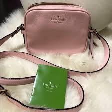 light pink kate spade bag kate spade bags pyper leather mulberry light pink poshmark