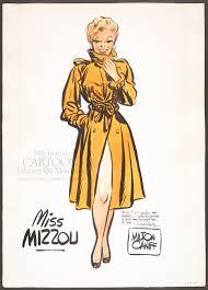 Mizzou Home Decor Miss Mizzou Original From Ohio State University U0027s Billy Ireland