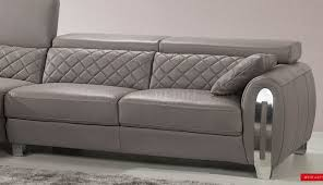 italian leather sofa sectional living room cado modern furniture sectional sofa angel sofas