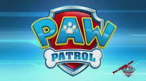 paw patrol english opening intro theme song lyrics cartoon