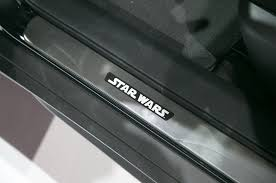 nissan rogue star wars nissan debuts star wars edition rogue cuv in l a photo u0026 image