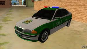 land rover iran bmw iranian police for gta san andreas
