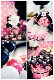 Party City Minnie Mouse Decorations 136 Best Minnie Mouse Party Images On Pinterest Disney Clothes