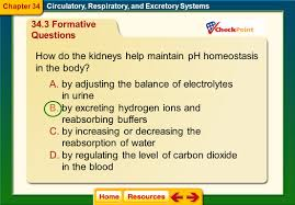 click on a lesson name to select section 1 circulatory system