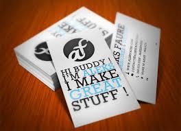 Graphic Designers Business Card Creative Aleks Faure Business Card U2013 Digital Graphic Design