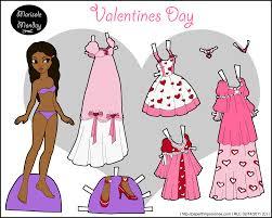 marisole monday valentines day u2022 paper thin personas