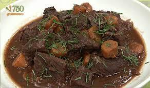 cuisiner boeuf bourguignon boeuf bourguignon traditionnel vidéo