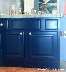 the 1990 u0027s called and said it was ok to restyle your oak vanities