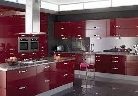 Red Kitchen Paint Ideas - modern kitchen paint colors ideas home design