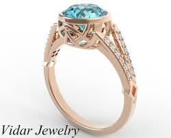 engagement rings topaz images Swiss blue topaz and diamond engagement ring vidar jewelry jpg