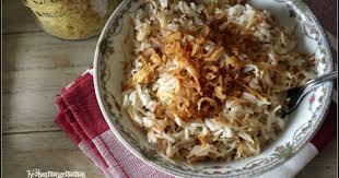 cuisine libanaise traditionnelle recettes de cuisine libanaise et de riz