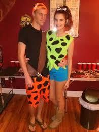 Pebbles Bam Bam Halloween Costume Pebbles Flinstone Bam Bam Rubble Dynamic Duos