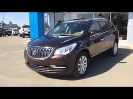 2015 Buick Enclave Premium Awd Road Test Review The Car Magazine by 2016 Dark Chocolate Metallic Buick Enclave Premium In Westlock
